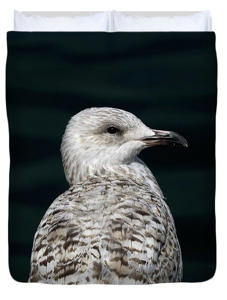Juvenile With Attitude - Supporting World Wide Fund For Nature Duvet Cover