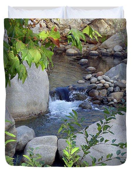 Kaweah River Duvet Cover