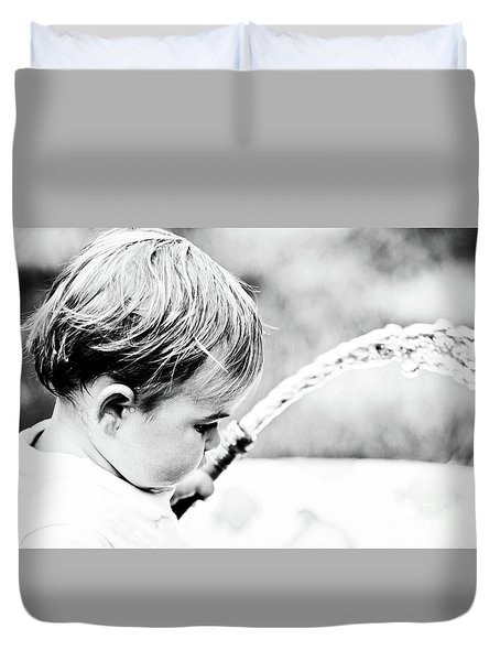 Keeping Cool Duvet Cover
