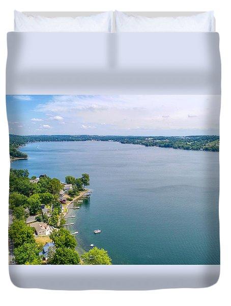 Keuka Views Duvet Cover