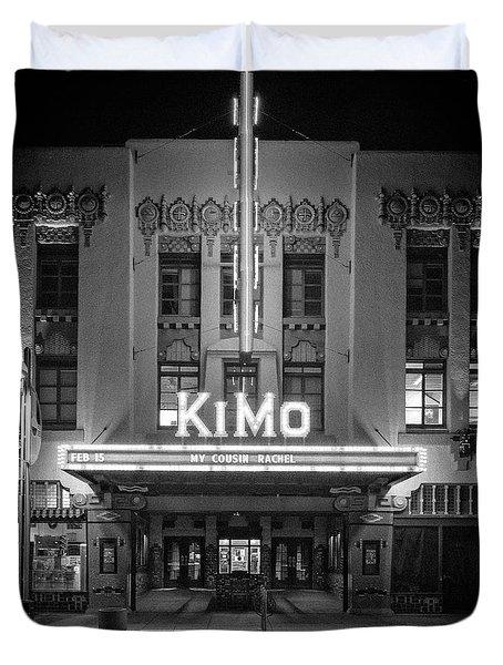 Kimo Theater Duvet Cover