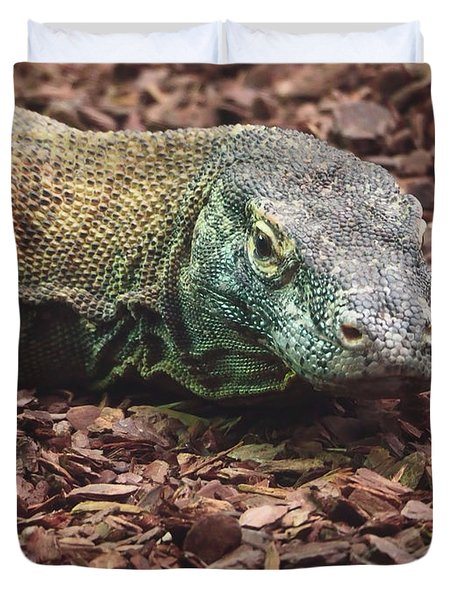 Komodo - Supporting World Wide Fund For Nature Duvet Cover