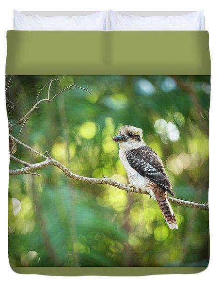 Kookaburra Duvet Cover
