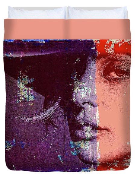 Lady Gaga Duvet Cover