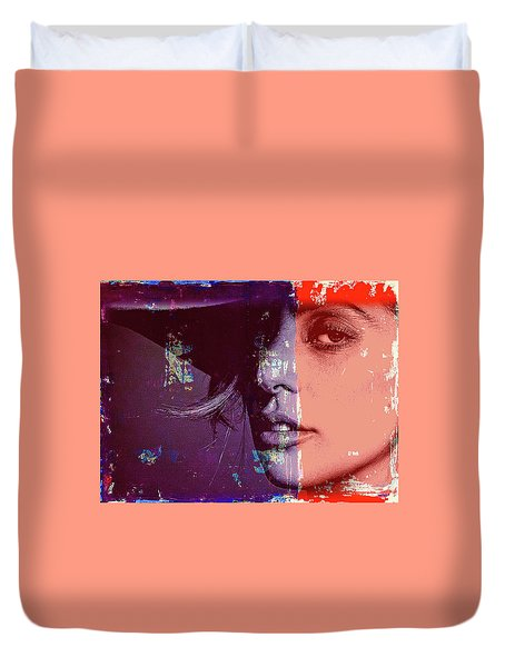 Lady Gaga Duvet Cover