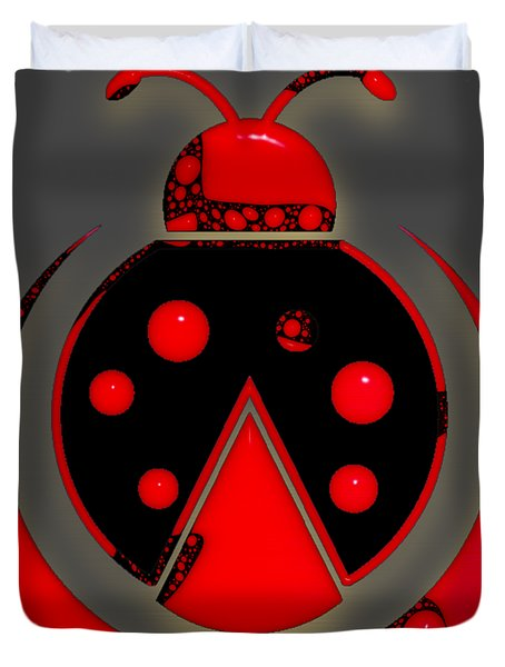 Ladybug Collection Duvet Cover