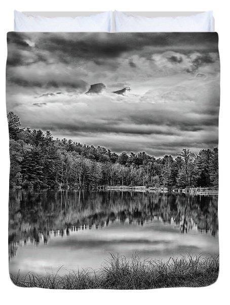 Lake Effect Duvet Cover