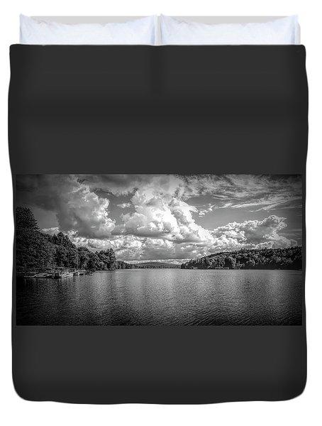 Lake Sunapee Duvet Cover