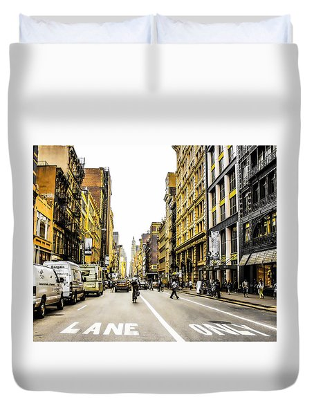 Lane Only  Duvet Cover