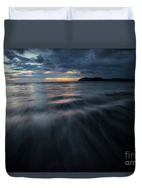 Langkawi Sunset Duvet Cover