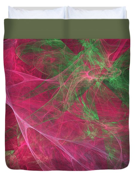 Laugh Out Loud Duvet Cover