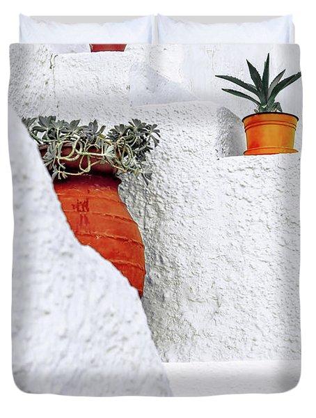 Levels Duvet Cover