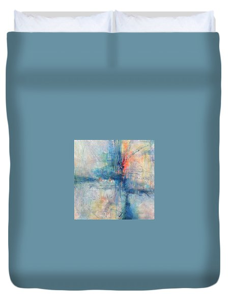 Life Is Wyrd Duvet Cover