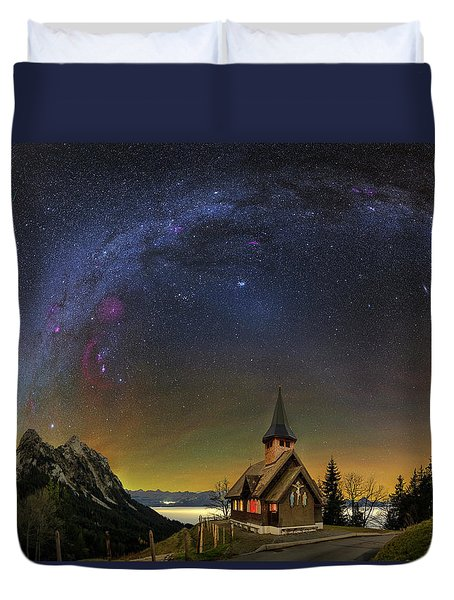 Like A Prayer Duvet Cover