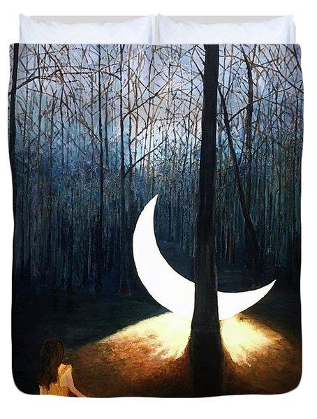 L'il Luna Duvet Cover