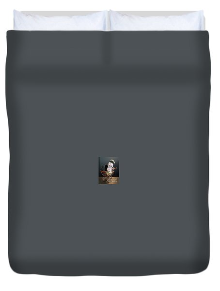 Lil' Orphan Andy Duvet Cover
