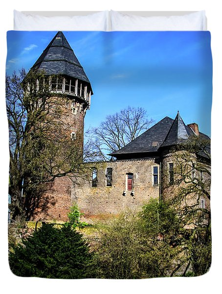 Linn Castle Duvet Cover