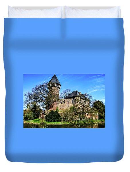 Linn Castle Duvet Cover