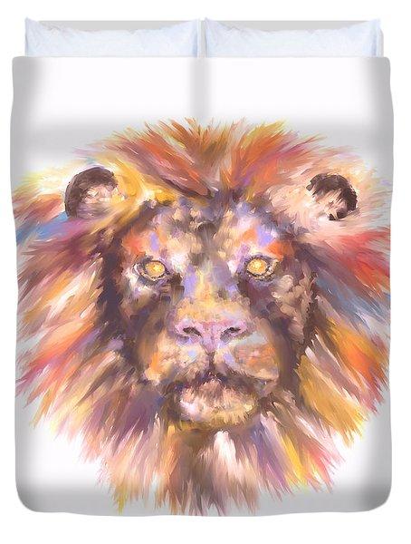 Lion Duvet Cover