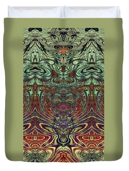 Liquid Cloth 2 Duvet Cover