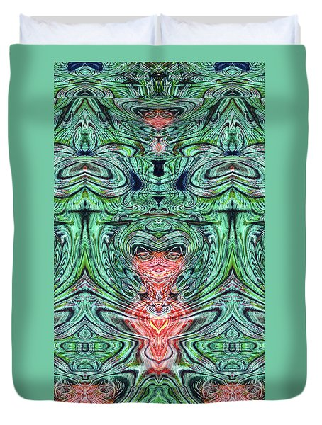 Liquid Cloth Duvet Cover
