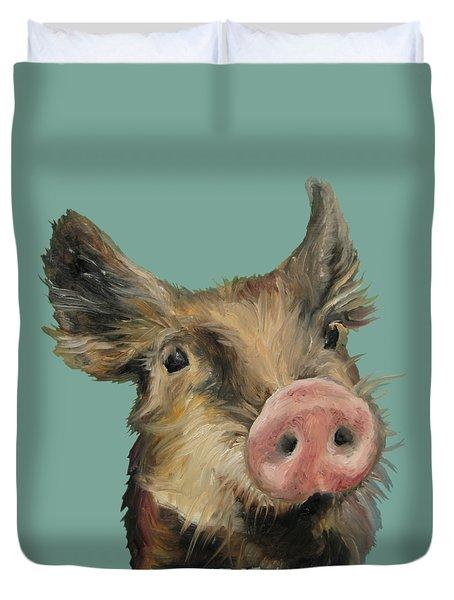 Little Piglet Duvet Cover
