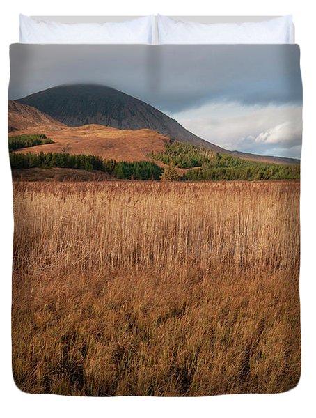 Loch Cill Chriosd Duvet Cover