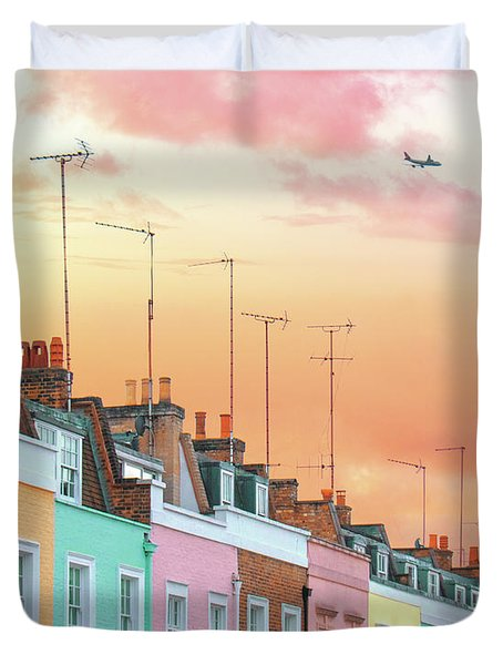 London Dreams Duvet Cover
