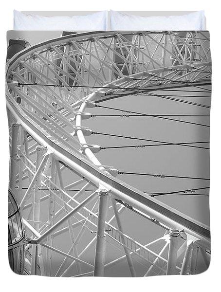 London_eye_ii Duvet Cover