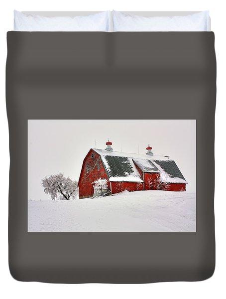 Lone Barn Duvet Cover