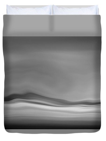 Lonely Night Duvet Cover