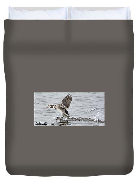 Long Tail Duvet Cover