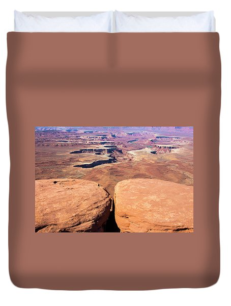 Look Out Point Duvet Cover