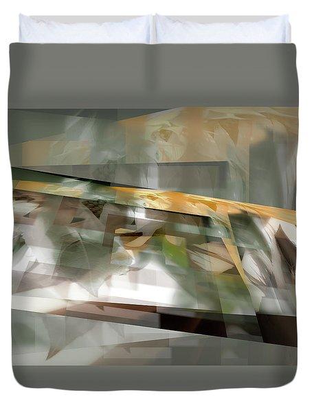 Looking Inward - Duvet Cover