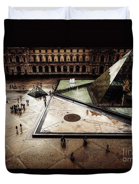 Louvre Duvet Cover