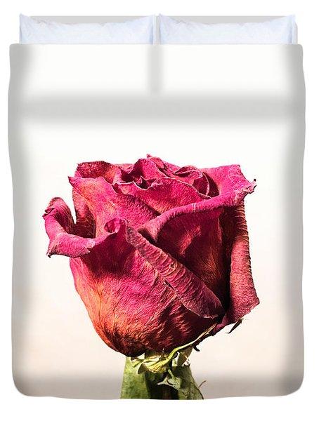 Love After Death Duvet Cover