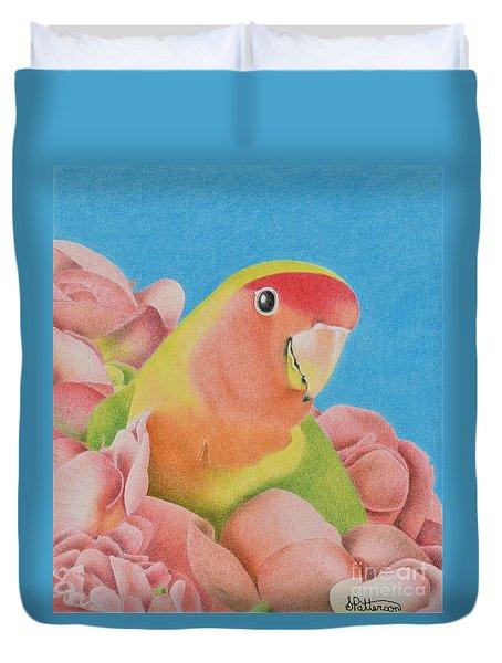 Love Bird Duvet Cover