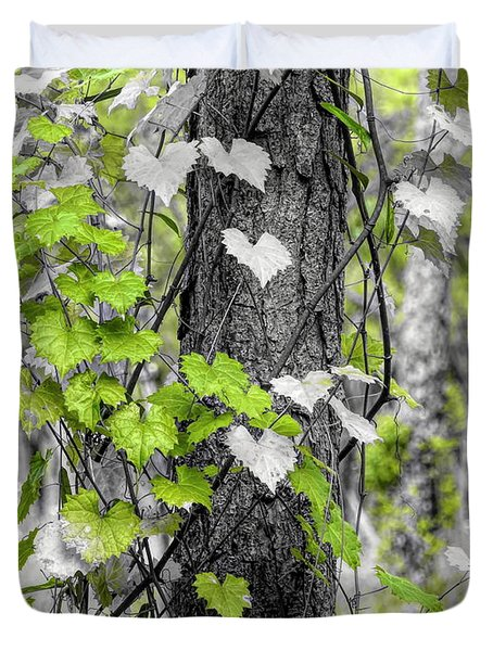 Love Of Nature Duvet Cover