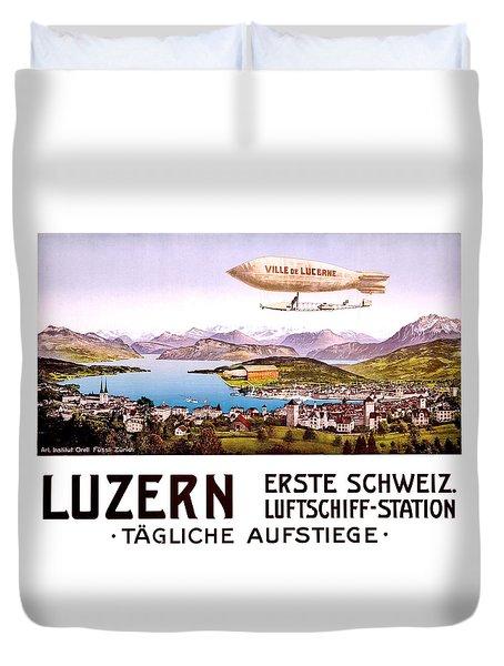 Lucerne Duvet Cover