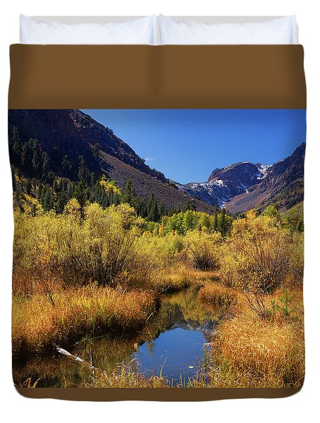 Lundy's Magic Duvet Cover