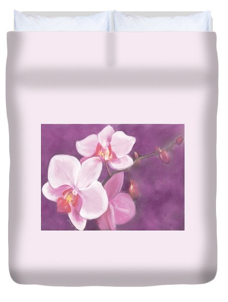 Luxurious Petals Duvet Cover