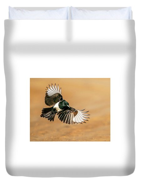 Magpie Beauty Duvet Cover