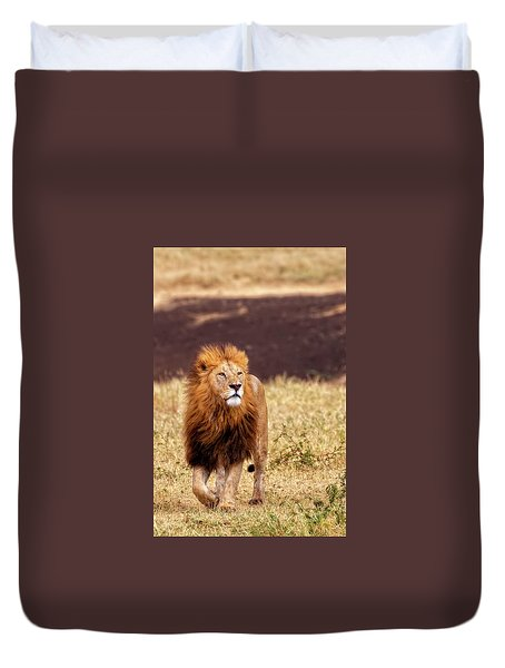 Majesty Duvet Cover