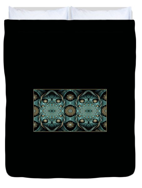 Malachi Duvet Cover
