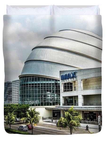 Mall Of Asia 4 Duvet Cover