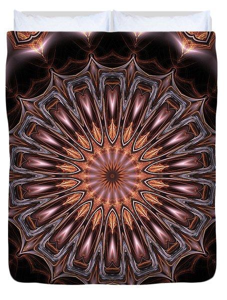 Mandala 18 Duvet Cover