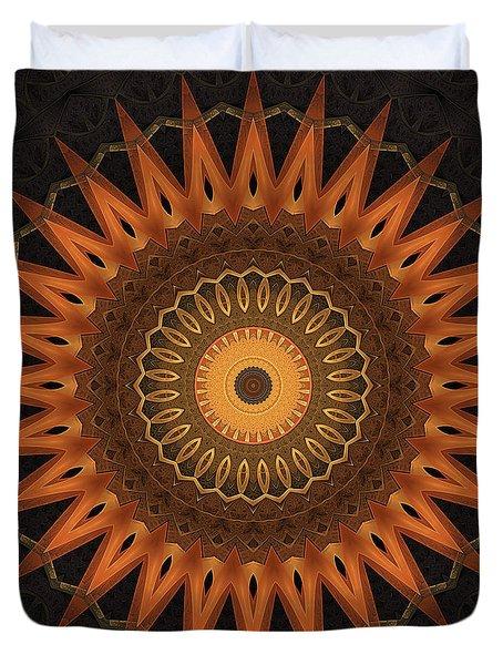 Mandala 28 Duvet Cover