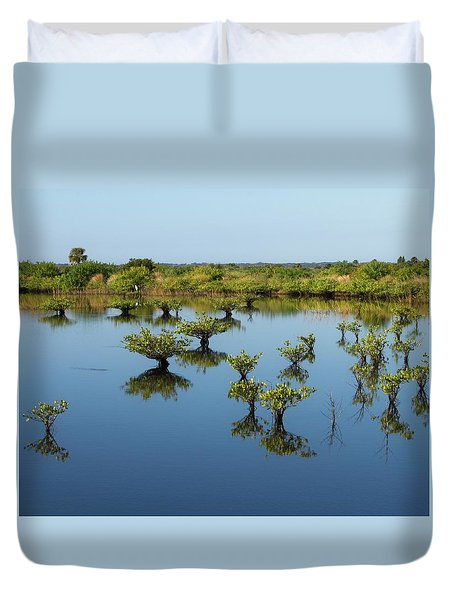 Mangrove Nursery #2 Duvet Cover