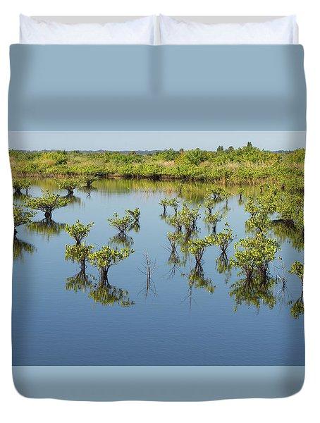 Mangrove Nursery Duvet Cover
