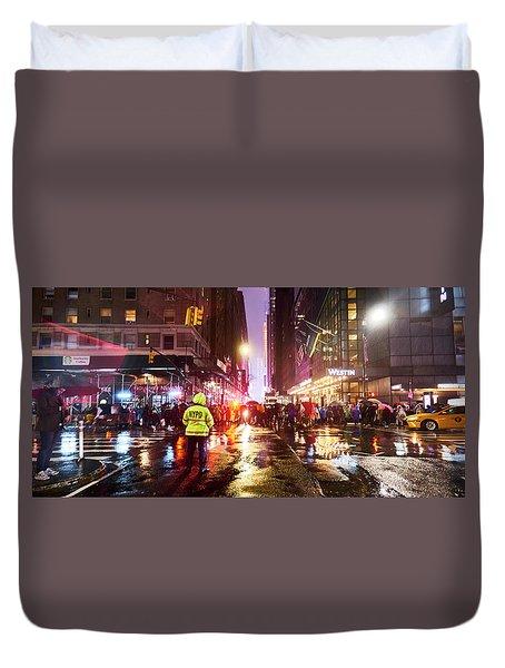 Manhattan Nye Duvet Cover
